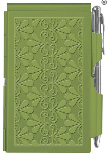 Flip Notes Terrace Spruce Green